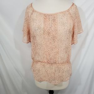American Eagle Sheer Blouse New